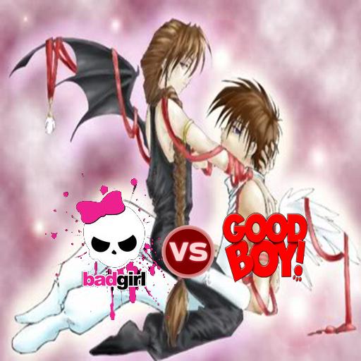 Bad girl vs good boy hunt